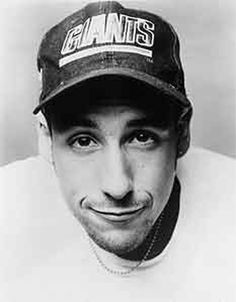 Adam Sandler was a total babe in his SNL years - c'mon he was hilarious!