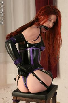 Rubber and Latex Addicted