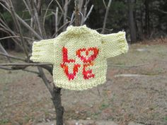 Join our free Tiny Sweater KAL 52 free patterns http://mountainstreetarts.com/tiny-sweater-ornament-kal-2016/