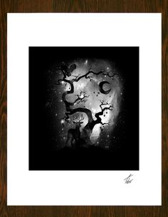 Stardust Forest by Tobe Fonseca   Curioos   The Digital Art Factory