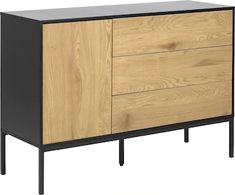 Furn Seaford - Galaxus Sideboard Modern, Credenza, Buffet, Sydney, Newhaven, Industrial Design, Elle Decor, Modern Design, Cabinet