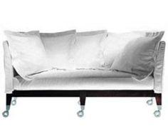 Canapé droit Neoz / L 206 cm
