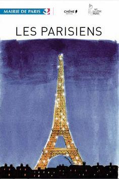 Affiche : 40 x 60 cm En vente sur : http://www.lesparisiens.paris.fr