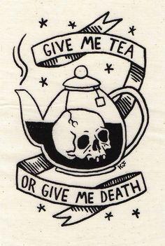 Tea or Death