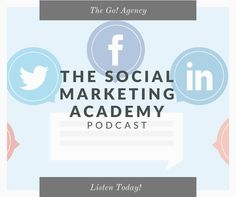 Listen up! Check out our popular podcast for the best social media tips, tricks, and strategies.