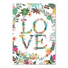 Plagát od Mia Charro - Love | Bonami