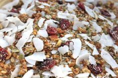 Here's one of my best sellers. Australia Living, Muesli, Easy Peasy, Grain Free, Best Sellers, Grains, Snack Recipes, I Am Awesome, Paleo