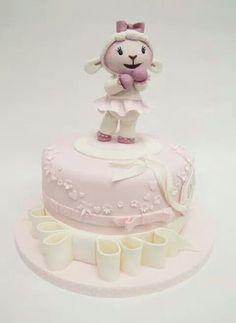 Lamby cake.