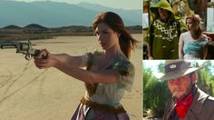 "The Legend of Zelda: Fistful of Rupees (22:55 min) - Starring Lisa Foiles, TJ Smith, Rawn and guest starring Brook ""Dodger"" Leigh."