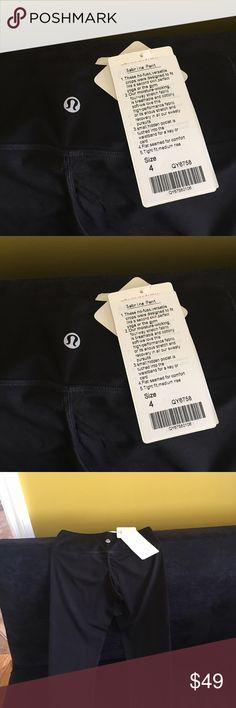 Wunder under lululemon leggings Black wunder under Fake Pants Leggings Wunder Under, Black Leggings, Lululemon, Photoshoot, Pants, Fashion, Womens Fashion, Trouser Pants, Moda