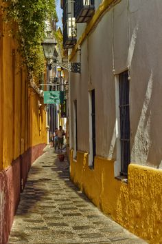 Barrio de Santa Cruz, Seville, Spain - 1.5 hours from www.facebook.com/RoyalStreetsouthernSpainHolidayHome