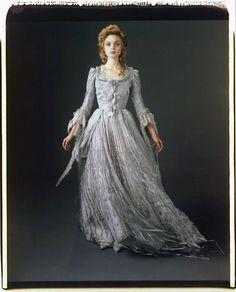 Bella Heathcote as Josette du Pres from 'Dark Shadows' via Tim Burton Collective News