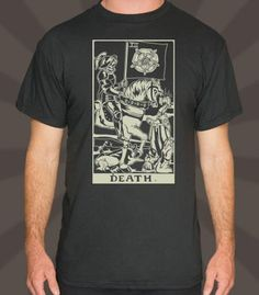 It can represent transition, perhaps into your new favorite t-shirt?  - Professionally printed silkscreen - High-quality, 100% cotton tee. - Ships within 2 business days - Designed and printed in the USA