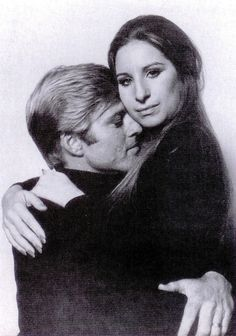 "Robert Redford and Barbra Streisand in a publicity portrait for The Way We Were ubiquitousmixie: "" I have a lot of feelings about this picture. Robert Redford, Hollywood Stars, Classic Hollywood, Old Hollywood, Beau Film, I Movie, Movie Stars, Johny Depp, Barbra Streisand"