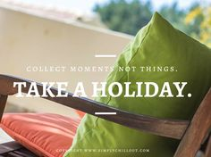 Going on holiday really IS good for your health... and the benefits last for…