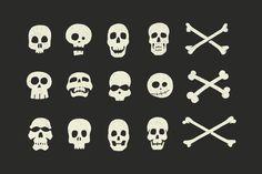 vector-skulls-crossbones-shape-o.png (Image PNG, 1160×772 pixels)