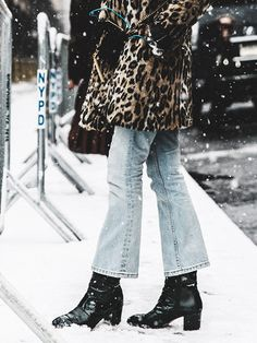 The #1 Way to Keep Shoes Looking Good in the Winter via @WhoWhatWearUK
