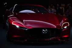 it Cars — Mazda RX-Vision Concept Images by byzanceblue