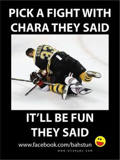 Only idiots pick a fight with Chara