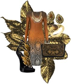 Fading Gold Formal Dresses, Gold, Fashion, Dresses For Formal, Moda, Fashion Styles, Fasion, Gowns, Evening Dresses