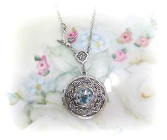 Hey, I found this really awesome Etsy listing at http://www.etsy.com/listing/110833232/vintage-silver-locket-necklace-silver