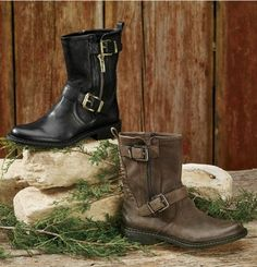 Vince Camuto Roadell Boots - Vince Camuto Boots, Moto Boots | Soft Surroundings