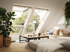 Roof windows/window railings CABRIO™ by VELUX
