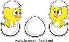 Deixe sua festa da galinha pintadinha muito mais linda! Enfeite seus docinhos com as tags da turma da galinha pintadinha para imprimir!