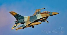86-0251 General Dynamic F-16C Fighting Falcon USAF (64th Aggressor Squadron (AGRS) 57th WG) Nellis AFB, NV. - Red Flag 17-1: Jan. 23 to Feb. 10, 2017<br />Las Vegas - Nellis AFB (LSV / KLSV)<br />USA - Nevada, February 8, 2017<br />Photo: TDelCoro