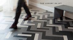 Commercial VLT flooring tile: Amtico by Mannington Commercial