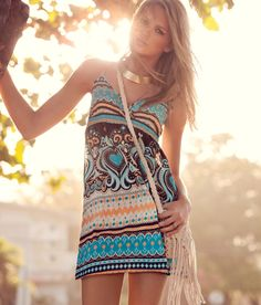 Romee Strijd for H Summer 2012 'Shades Of Summer' Lookbook - Photoshoot