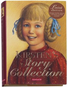American Girl Kirsten's Story Collection