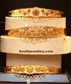 Vaddanam ~ Latest Jewellery Designs