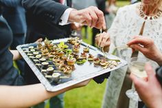 More Canapes Provided By Unique Norfolk Venues
