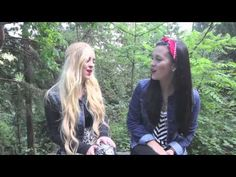 """▶ """"Ain't No Mountain High Enough"""" by Megan & Liz (1 Million Subscriber Version) - YouTube: crazy talented!"""
