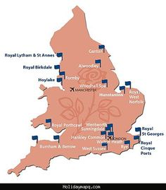 Awesome United Kingdom Map Tourist Attractions