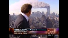The events of September 11, 2001, arranged into a news narrative, as they unfolded live on CNN, Fox News, MSNBC, ABC News, CBS News, NBC News, BBC, and Sky N...