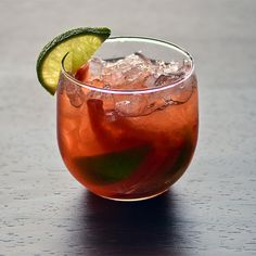 Hot in Rio....This chile pepper, lime and cachaça cocktail captures the spirit of Brazilian Carnaval.