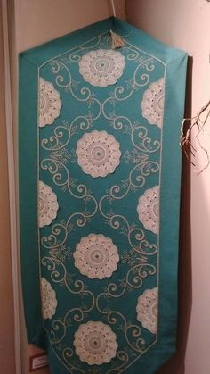 Table Runners, Quilts, Blanket, Sewing, Crochet, Bed, Lace, Crafts, Home Decor