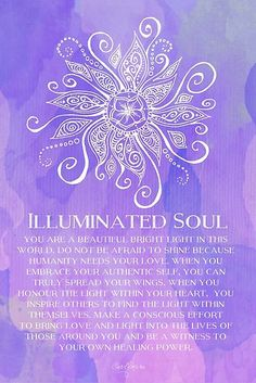 Illuminated Soul by CarlyMarie - Fiverr - an online platform for freelancer. Fiverr is also a great place for you to outsource tasks such as writing making a vide creating a logo. - Illuminated Soul by CarlyMarie Spiritual Awakening, Spiritual Quotes, Spiritual Symbols, Reiki Quotes, Hindu Symbols, Intuition Quotes, Awakening Quotes, Spiritual Enlightenment, Chakras