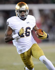 Notre Dame vs. Stanford - Notre Dame Fighting Irish wide receiver Torii  Hunter Jr. 4b02a830d