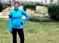 The perfect outfit for running in weather below freezing! #cold #running #cold weather running