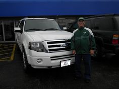 2012 Expedition and Jeff!  Thanks Jeff...www.wittauto.com