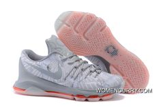 "quality design a2832 109e7 ""The Servant"" Nike KD 8 Grey Orange Super Deals"