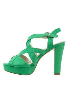 Anna Field - High heeled sandals - green