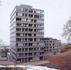 Philip Brühwiler - Residential - Zug - 2001 - Switzerland © Philipp Brühwiler
