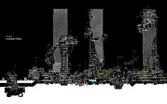 Architectural Drawing - Invisible Cities - Link Arc