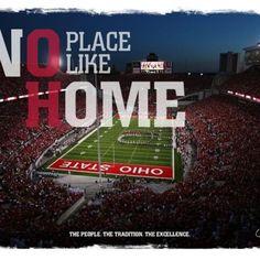 NO PLACE LIKE HOME!