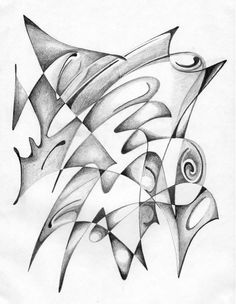sketch of flowers - Google Search