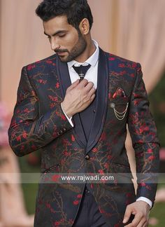 Blue Imported Fabric Suit Blazer For Men Wedding, Prom Suits For Men, Mens Suits, Wedding Dresses Men Indian, Wedding Dress Men, Wedding Suits, Prom Outfits For Guys, Blazer Outfits Men, Casual Blazer